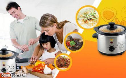 Nồi nấu cháo đa năng BBCooker BS15 (Hàn Quốc)