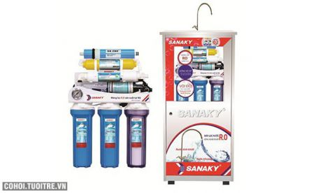 Máy lọc nước RO Sanaky SNK 107