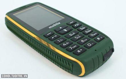 Điện thoại chống nước Mobile F3