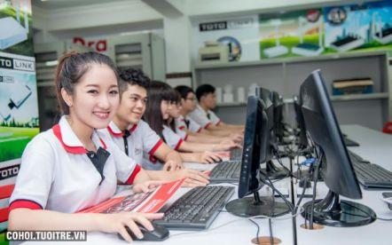 Công nghệ thông tin - học để làm việc ngay tại iSpace