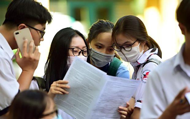 Trước điều chỉnh nguyện vọng, thí sinh có thể chắc suất bằng xét tuyển học bạ