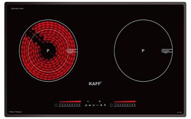 Xả kho bếp hồng ngoại điện từ Kaff KF-737IH chỉ từ 7.990.000đ