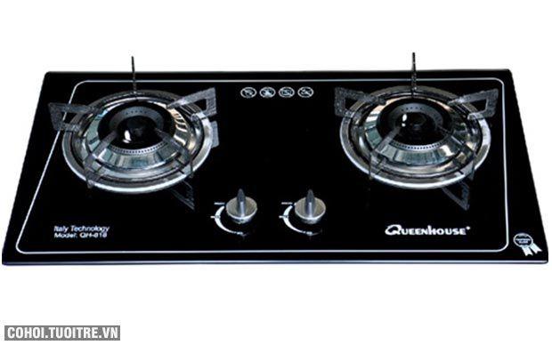 Bếp gas âm Queenhouse QH818 loại tốt