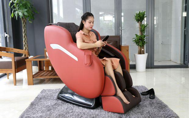 Ghế massage ELIP giảm giá dịp cuối năm, miễn phí giao hàng tại 121 showroom