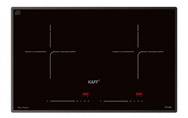 Siêu khuyến mãi cuối năm bếp từ đôi Kaff KF-FL68II