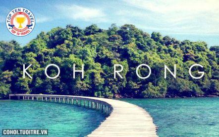 Tour Campuchia - đảo Kohrong và cao nguyên Bokor