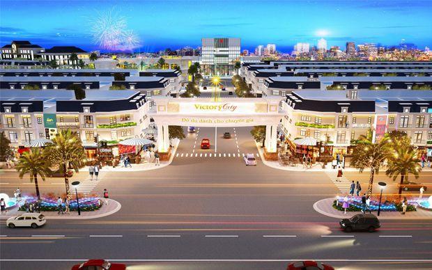 Victory City - Đô thị dành cho chuyên gia tại Bình Dương
