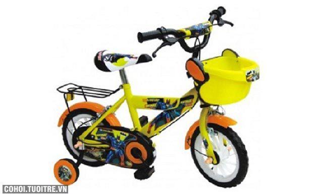 Xe đạp trẻ em Nhựa Chợ Lớn - Sô 18 Batman