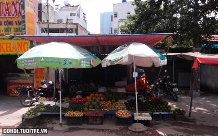 Bán nhà mặt tiền 140 m2 tại Q.Tân Bình
