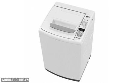 Máy giặt SANYO tặng bàn ủi hơi nước, giá cực sốc