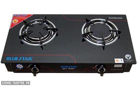 Bếp gas hồng ngoại Bluestar NG-5980-HN - Pép hâm 2 vòng lửa