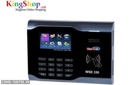 Máy chấm công bằng thẻ cảm ứng Wise Eye WSE-330