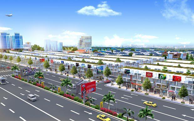 Giới đầu tư chuộng đất nền thương mại