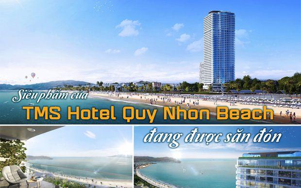 Siêu phẩm của TMS Hotel Quy Nhon Beach đang được săn đón