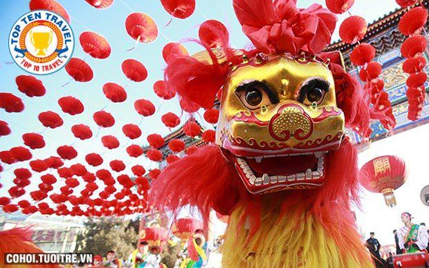 Tour du lịch Hồng Kông, Quảng Châu, Thâm Quyến 5N4Đ