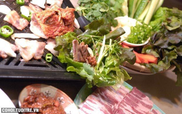 Điểm khác biệt của ẩm thực Hàn - Nhật qua món nướng