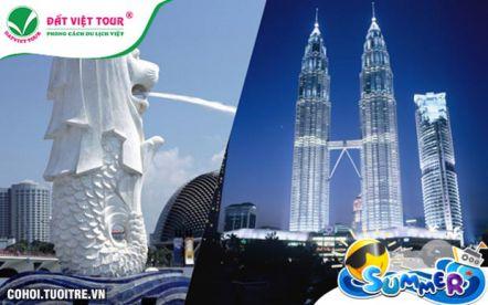 Tour Malaysia, Singapore 6N5Đ giá cực sốc