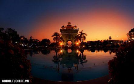 Tour Lào Hè 2015: Vientian - Vang Vieng - Luang Prabang - Nongkhai