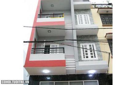 Nhà mặt tiền đường Út Tịch quận Tân Bình