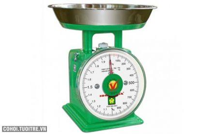 Cân đồng hồ lò xo Nhơn Hòa 2 kg NHS-2