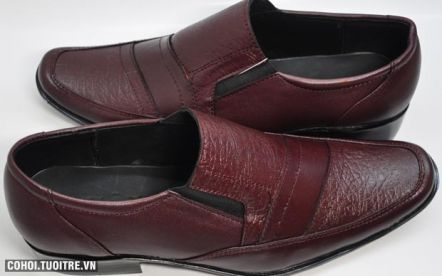 Giày da công sở 1271 và 1404