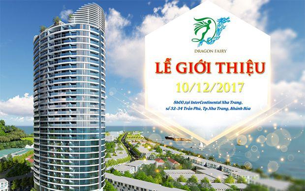 Công ty cao ốc 89 ra mắt dự án Dragon Fairy Nha Trang