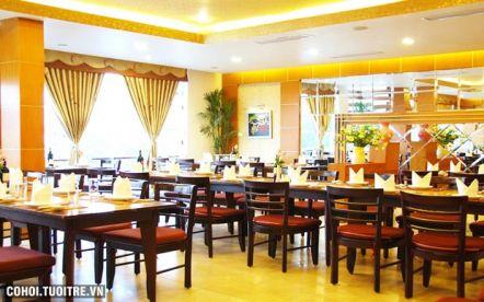 Dịch vụ thiết kế không gian nhà hàng
