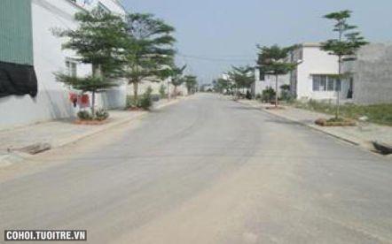 Đất nền khu dân cư Phú Mỹ Hạnh Bình Chánh