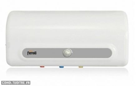 Máy tắm nước nóng gián tiếp Ferroli QQ EVO ME30 - 30L