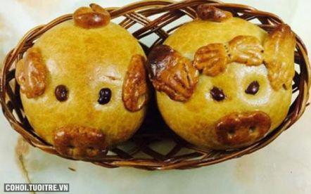 Bánh trung thu nướng ngon tại Hà Nội