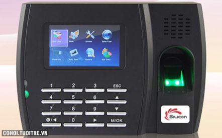 Máy chấm công vân tay Silicon FTA U300-C +ID