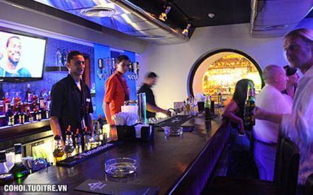 Dịch vụ tư vấn set up bar, café
