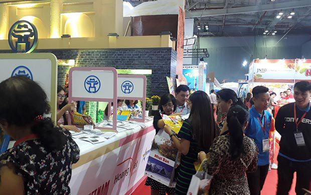 Bùng nổ tour khuyến mại tại hội chợ du lịch TP.HCM 2019