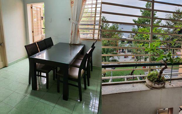 Cần bán căn hộ chung cư Bàu Cát 2, Q.Tân Bình