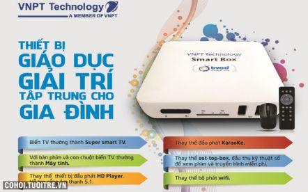 VNPT Smart Box và khuyến mãi chào hè cực lớn