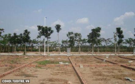 Đất nền KDC Trần Đại Nghĩa Bình Chánh