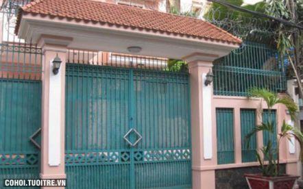 Nhà hẻm 8m đường Nguyễn Thái Bình quận Tân Bình