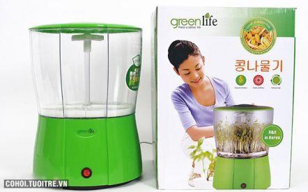 Máy trồng rau mầm Green Life