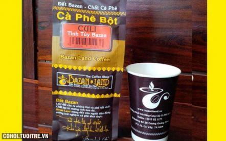 Coffee Culi - Tinh Túy Bazan