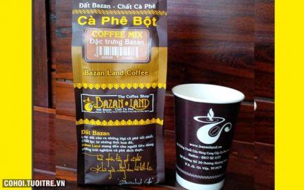 Coffee Mix - Đặc Trưng Bazan
