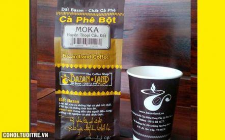 Coffee Moka - Huyền Thoại Cầu Đất