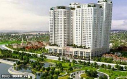 Căn góc số 10 tòa nhà V3 Home city Trung Kính Hà Nội