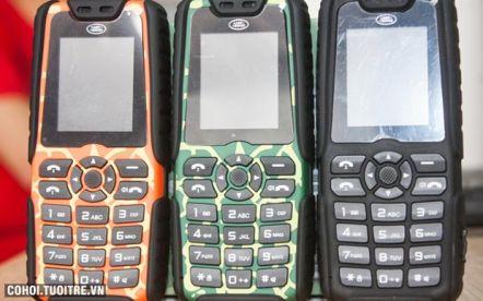 Cơn sốt mới - Điện thoại XP3300 pin khủng 12.000 mAh