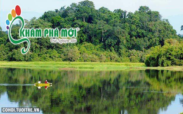 Du lịch Vườn Quốc gia Bù Gia Mập, giá rẻ