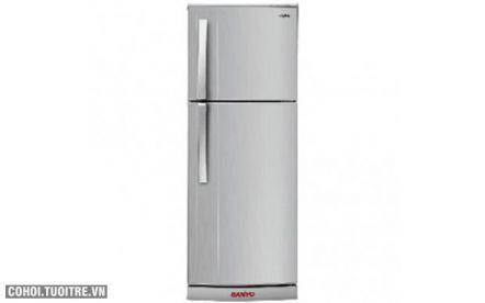 Tủ lạnh Sanyo 205l không đóng tuyết, tiết kiệm điện