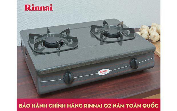 Xả kho bếp gas Rinnai 6 tấc RV-360GM