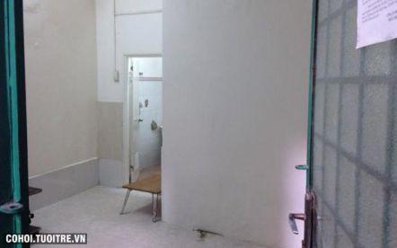 Phòng trọ đường Nơ Trang Long quận Bình Thạnh