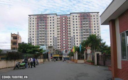 Căn hộ chung cư Sacomreal 584 Tân Phú