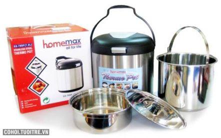 Nồi ủ Homemax HMNU-SX-70DF
