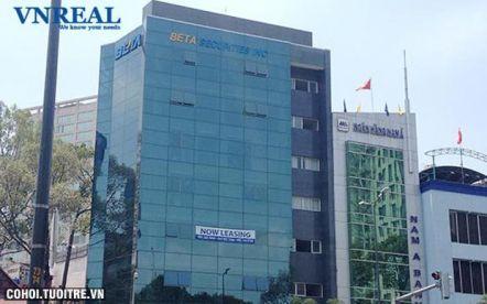 Cho thuê tòa nhà cao ốc văn phòng Beta Tower